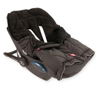 Kaiser Мултифункционално 2в1 чувалче за детска количка/столче за кола, 48x105см