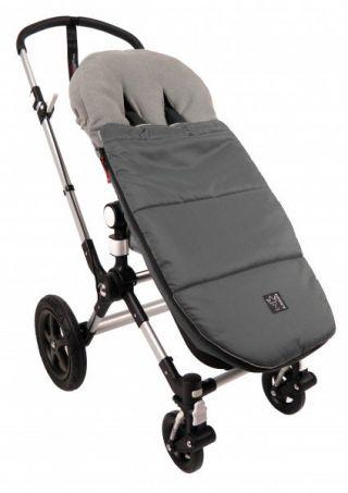 Kaiser Premium Детски термочувал за количка, 99х45см, Louis , сив