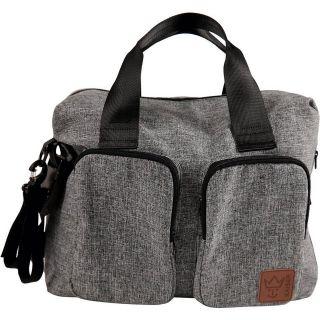 Кaiser сива чанта за количка с подложка за преповиване Worker