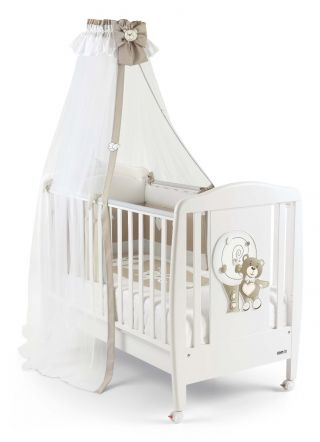 CAM Балдахин за бебешко легло