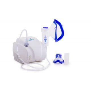 Аерозолен инхалатор Nuvita 5022, За бебета, деца и възрастни