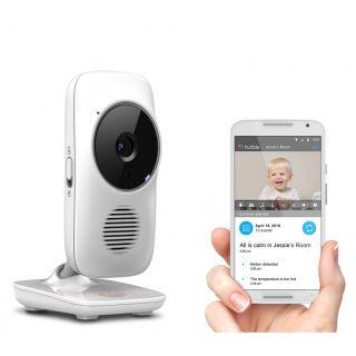 Motorola бебешки бебефон IP камера MBP67