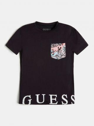 Guess детска тениска Buttefly