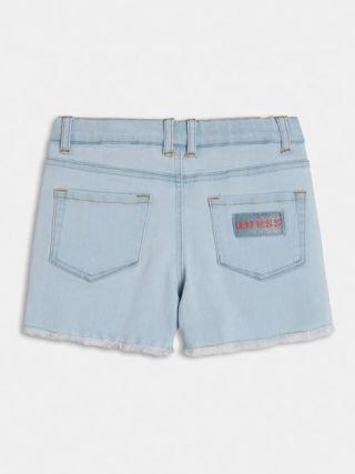 Guess детски дънкови къси панталони Love