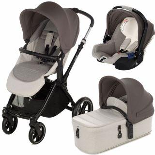JANE детска количка 3в1 KAWAI KOOS I-SIZE MICRO Horizons