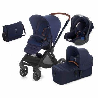 JANE детска количка 3в1 MUUM FORMULA KOOS I-SIZE MICRO, Sailor