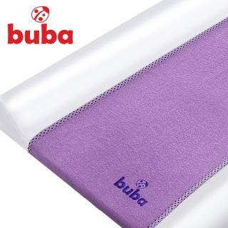 Хавлиена подложка за повивалник Buba, Лилава (70см)