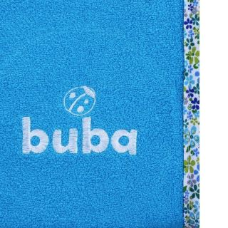 Синя подложка за повивалник, Buba