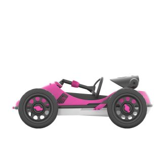 Детска кола с педали /карт/ Chillafish Monzi-RS, Розова