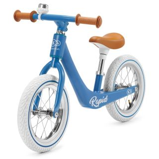 KinderKraft колело за балансиране Rapid, син