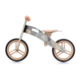 KinderKraft  Колело за балансиране Runner 2021, Сиво