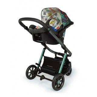 Cosatto Бебешка количка Giggle 3, 3 в 1, HARE WOOD с аксесоари