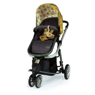 Cosatto Giggle 3 Бебешка количка с аксесоари 3в1, SPOT THE BIRDIE