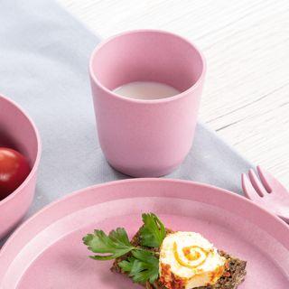 Комплект 2 детски чашки Reer, Розови