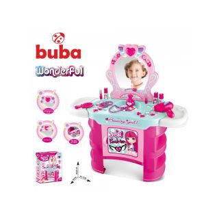 Buba Комплект тоалетка със звук и светлини So Fashion, 008-909