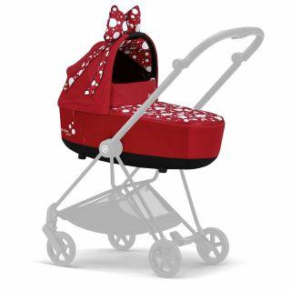 Тапицерия за луксозна седалка Cybex Mios Seat pack Jeremy Scott Petticoat red dark