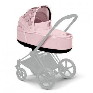 Кош за новородено Cybex Priam/e-PRIAM Lux SIMPLY FLOWERS Pale Blush