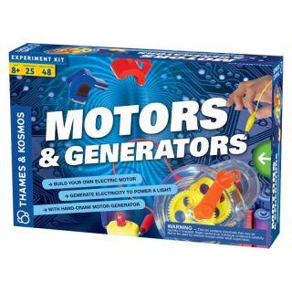 Thames and Kosmos Мотори и генератори