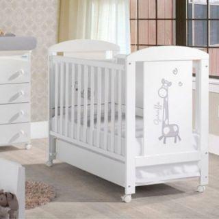 Легло + скрин с четири чекмеджета, вана и повивалник + чекмедже за легло | Micuna