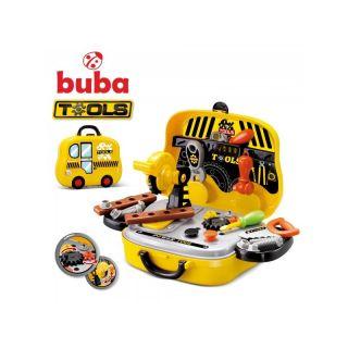 Малък детски комплект с инструменти Buba Tools, 008-916