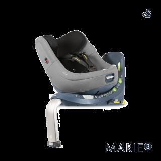 Стол за кола Swandoo Marie3 i-Size 360° (0-18 кг) Sesame Grey