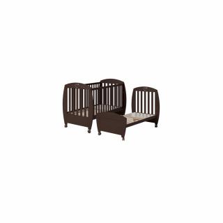 Детско трансформиращо се дървено креватче | Micuna