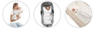 JANE Бебешко одеяло Safari
