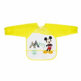 Interbaby бебешки лигавник-мантичка Disney Mickey Limited Edition