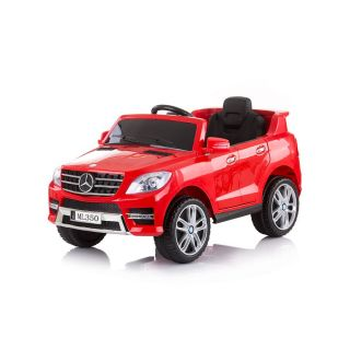 Chipolino Лицензиран акумулаторен джип Mercedes Benz ML350 черен