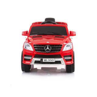 Chipolino Лицензиран акумулаторен джип Mercedes Benz ML350 бял