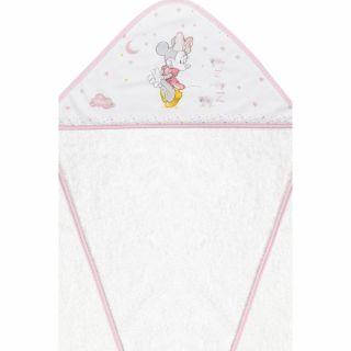 Interbaby бебешка хавлия 100х100см Disney Minnie Limited Edition