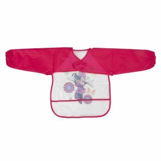 Interbaby бебешки лигавник-мантичка Disney Minnie Limited Edition