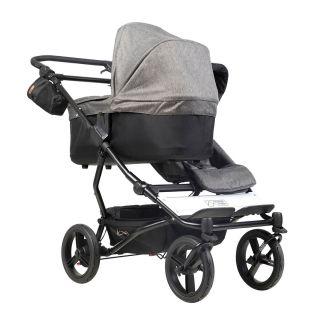 Кош за новородено Mountain Buggy PLUS – за DUET V3 - Luxury Collection