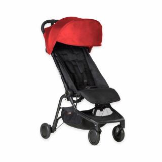 Mountain Buggy детска количка Nano Червен