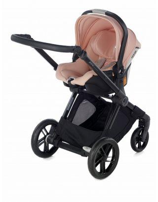 JANE детска количка 3в1 KAWAI KOOS I-SIZE MICRO Powder