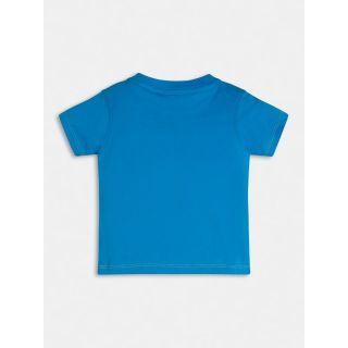 Guess детска синя тениска за момче California