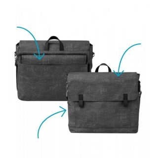 Maxi-Cosi Чанта за количка Modern Bag, Nomad Black