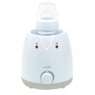 Nuvita уред за затопляне на бебешки шишета