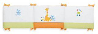 Interbaby бебешки обиколник Giraffe, 45x225см