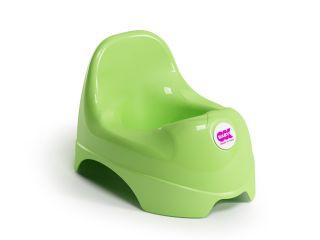 OKBaby Бебешко гърне Relax зелено