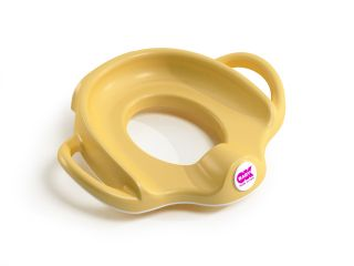 Седалка за тоалетна чиния Sofa жълта, Ok Baby