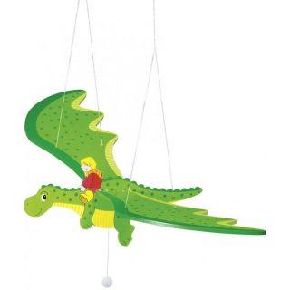 Goki Висяща декорация за детска стая дракон