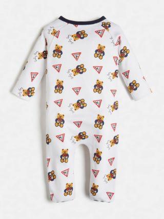 Guess бебешко боди Unisex Bears