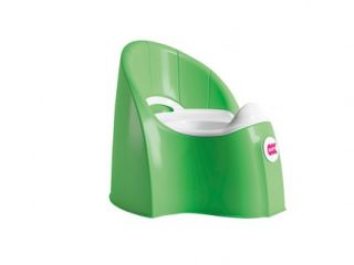 OKBaby Бебешко гърне ПАША зелено