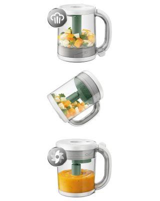Philips Avent Комбиниран уред 4в1 за здравословна бебешка храна