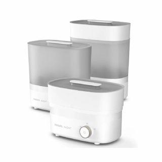 Philips Avent електрически стерилизатор Premium с функция изсушаване, SCF293/00