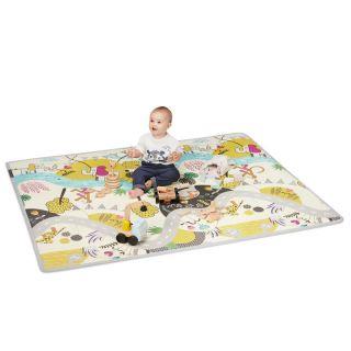 Детски двулицев килим/подложка за игра KinderKraft MATTY, 150х180см