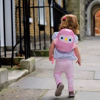 Детска Раница за момиче Сова Little Life