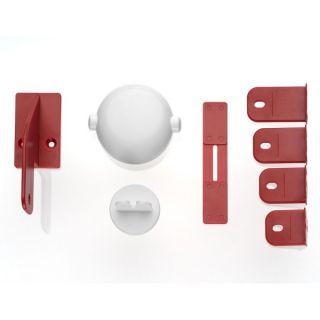 Reer заключване за двойни шкафове