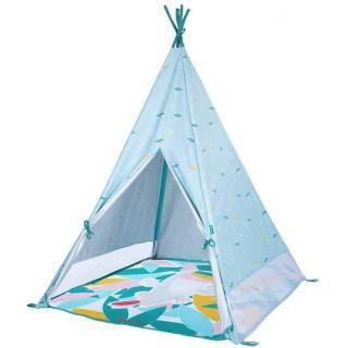 Badabulle детска палатка Типи Jungle с UV-защита